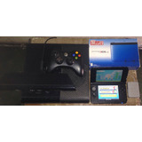 Cambio Xbox 360 S.slim + Nintendo 3ds Xl Por Nintendo Switch