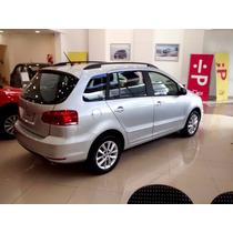 Oferta Volkswagen Suran Comfortline Msi Tasa 0% Alra Vw 2017