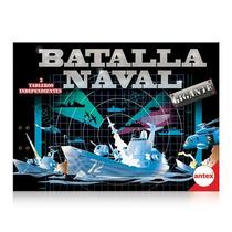 Batalla Naval Gigante 2 Tableros Juego De Mesa Antex