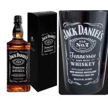 Jack Daniels 1 Litro + 2 Copos De Brinde