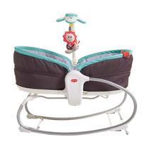 Cadeirinha De Bebê Vibratória E Balanço 3 Em 1 Rocker Napper