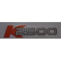 Emblema Adesivo K2500 Lateral Kia Bongo
