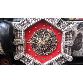 Reloj De Calendario Azteca