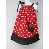 Vestidos Para Niña Minnie Mouse / Mickey