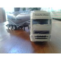 Caminhão Miniatura Escala 1.87 # Caminhão Volvo