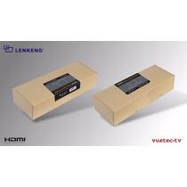 Kit Extender De Video Hdmi Wirelles Hdbit Até 200m Lkv388a
