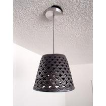 Barro Negro Increíbles Lámparas De Techo 100% ¡hecho A Mano!