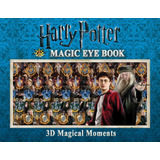 Libro De Harry Potter Magic Eye Book: Momentos Magicos En 3d
