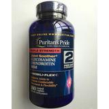 Glucosamina Condritiin Msm 180 Capsulas Puritans