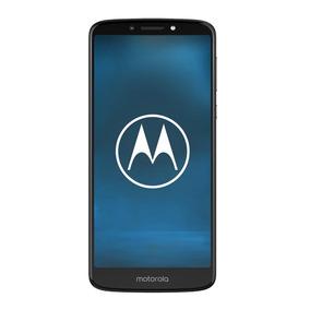 Celular Libre Motorola E5 Plus Plateado