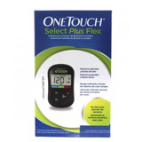 Lote C/ 5 Medidor De Glicemia One Touch Select Plus Flex - J
