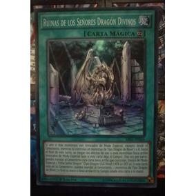 Yugioh Ruins Of The Divine Dragon Lords Super Sr02