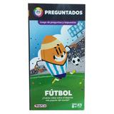 Juego De Mesa Cartas Preguntados Futbol Toyco Microcentro