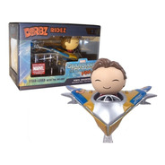 Dorbz Ride Star-lord With The Milano Marvel Collector Corps