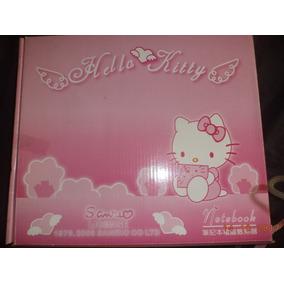 Fan Cooler O Ventilador Enfriador Para Laptop De Hello Kitty