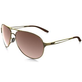 Gafas Oakley Caveat Polshd Gold / Drk Brown