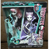 Monster High Catrine Demiew Y Rochelle Goyle Chat
