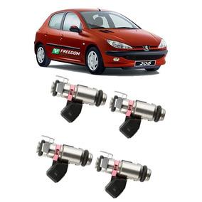 04 Bico Injetor Peugeot 206 Renault Clio 1.0 16v Iwp099 Novo