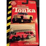 Juguete Tonka Die Cast Colección De Bomberos