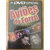 Dvd Aviões Do Forró 1º Dvd Oficial (2007) - Novo Lacrado!!!