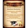 Plantillas Diplomas Editables Photshop Psd Excelente