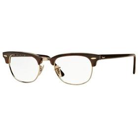 Oculos Rayban Clubmaster Preto Fosco - Óculos Armações no Mercado ... 10340b6985