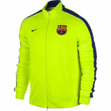 Exclusiva !! Track-jacket Nike N98 F.c Barcelona Temp.2015