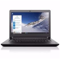 Notebook Lenovo Ideapad 110 Intel Quadcore 1tb Win 10 Orig