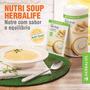 Herbalife Sopa Instantânea Todos Os Sabores - 7 Sachês 196g