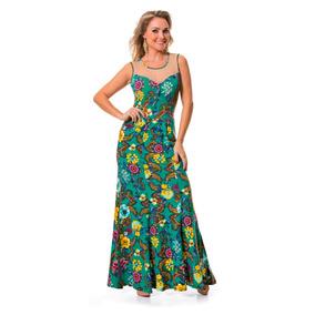 Vestido Sereia Longo