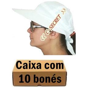 Bone Da Sox Atacado Feminino Botas - Bonés Branco no Mercado Livre ... b67439f048c