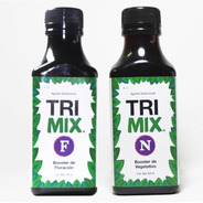 Kit Trimix Treemix 200ml Nutrición Biomineral  N + F  + Regalo!