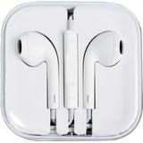 Auriculares Apple Earpods Iphone 4 Se 5 5c 5s 6 Originales