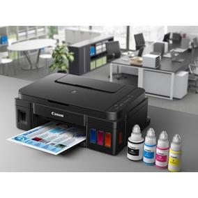 Impresora Multifuncional Canon G3100 Tinta Continua Wifi