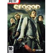Eragon Pc Dvd Original Game Juego Fisico Español Nuevo