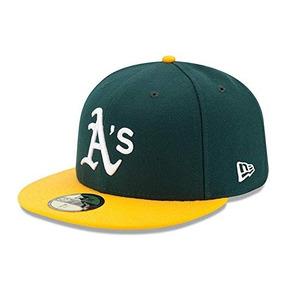78a4229685785 New Era 59fifty Oakland Athletics Gorra Béisbol Mlb 7 1 4