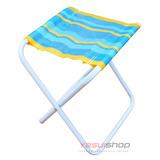 Cadeira Banquinho Banco Compacto Portatil Praia Pescaria