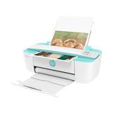 Impresora Hp Deskjet 3789 Multifuncion Wifi Usb Verde Agua