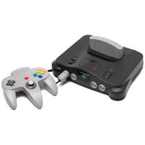 Nintendo 64 N64 Console Completo Semi-novo C/garantia