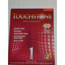 Libro Touchstone Full Contact Excelentes!!!