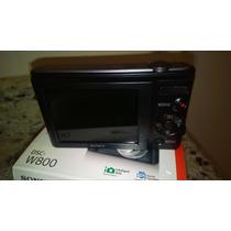 Camara Sony 20.1 Megapíxeles Modelo Dsc W800
