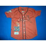 Camisa Béisbol Cardenales Tigres Aragua Bravos De Margarita