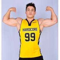 Regata Basquete Fitness Masculina Treino Academia Musculação