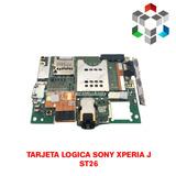 Tarjeta Logica Sony Xperia J St26