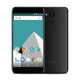 Celular Verne M5 4g Smartphone Android 7.0 5.2 Preto Black