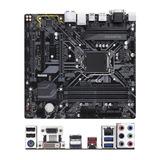 Motherboard Gigabyte B360 D3h, Rev 1.0, Lga1151, B360, Ddr4,
