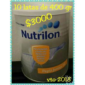 Nutrilon Pepti Junior 10 Latas