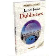 Libro. Dublineses. James Joyce. Clásicos Fontana
