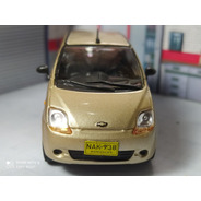 Chevrolet Spark , Carro A Escala 1/43