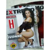 Revista H Extremo Ivonne Montero